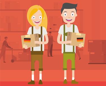 Important Information – New German EshopWedrop Address