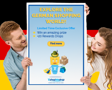 Explore the German Shopping World