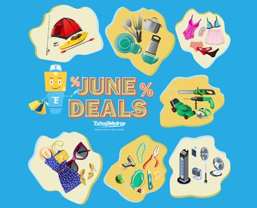 Τι να αγοράσεις τον Ιούνιο - Καλύτερες προσφορές