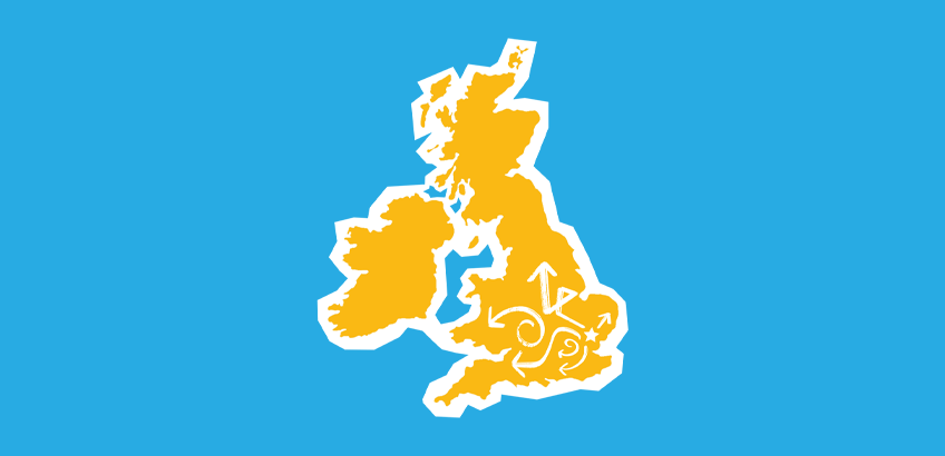 Σημαντική ανακοίνωση! Νέα Διεύθυνση Αγορών & Παράδοσης στο Ηνωμένο Βασίλειο