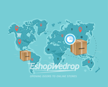 Shop online from Amazon – Receive in Cyprus